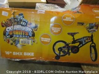 Skylanders Giants BMX Bike