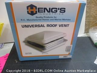 Heng's Universal Roof Vent