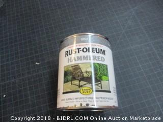 Rustoleum Hammered