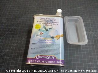 Castin Craft Clear Polyester