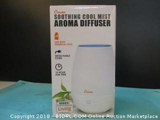 Crane Soothing Cool Mist Aroma Diffuser
