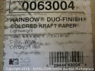 Rainbow DUO Finish Colored Kraft Paper