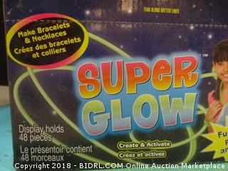 Super Glow Create & Activate