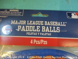 Paddle Ball Box Lot