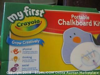 Portable Chalkboard Kit