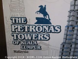 The Petronas Towers of Kuala Lumpur
