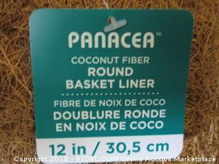 Round Basket Plant Liner