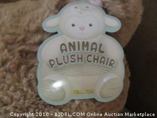Animal Plush Chair