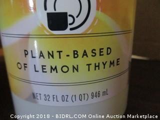 biokleen Lemon Thyme Dish Liquid