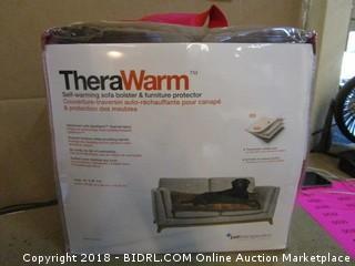 Thera Warm Self Warming Sofa bolster & Furniture Protector
