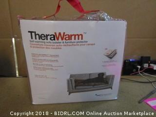 Thera Warm Self Warming Sofa bolster & Furniture Protector