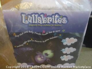 "Lullabrites 12 "" Bear in a Box Doll"