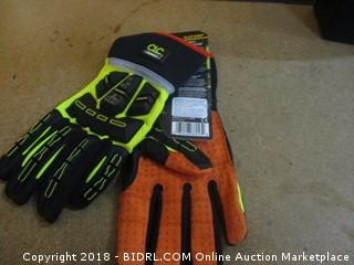Flex grip Gloves