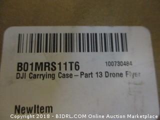 DJI Carry Case-Part 13 Drone Flyer