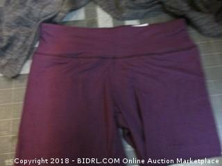 Ladies Top and Pants