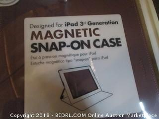 Magnetic Snap On Case