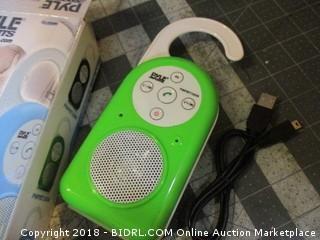 Pyle Shower Speaker