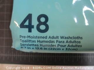 Attends Washcloths