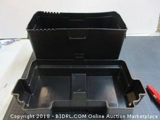 Strap Top Battery Box