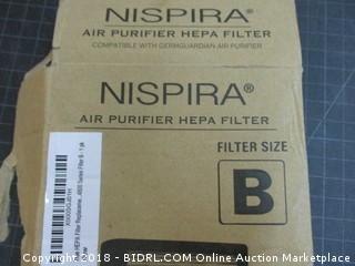 Nispira Air Purifier  Filter