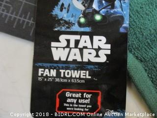 Fan towel