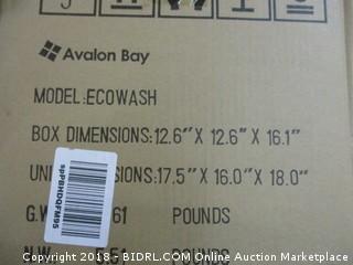 Avalon Portable Washer