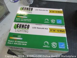 2-Sunco LED Retrofit Kit