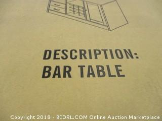 Bar Table – Factory Sealed