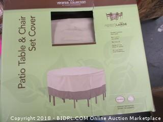 patio table & chair set cover