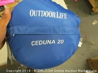 Outdoor Life ceduna sleeping bag