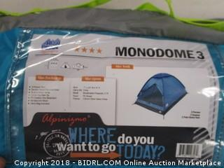 High Peak Monodome 3 tent
