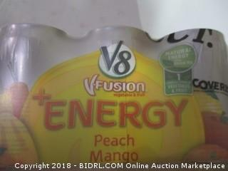 V8 Energy Drinks