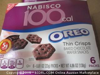 Oreo Thin Crisps