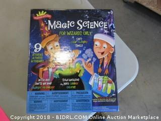 Scientific Explorer Magic Science