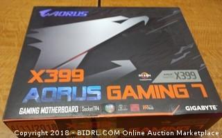 AORUS Gaming Motherboard
