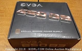 EVGA Bronze Power Supply