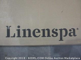 """Linenspa 6"""" Spring Mattress  Full"""