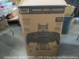 Husky Wheel Well Guards