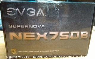 EVGA Super Nova Bronze Power Supply