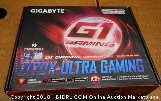 Gigabyte Gaming Motherboard