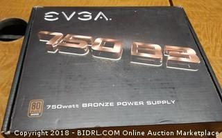 EVGA Bronze Power Supply