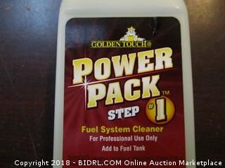 Power Pack Step Fuel System Cleaner