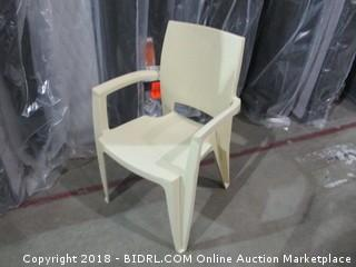Tensai Amy Beige Chair MSRP $321.04